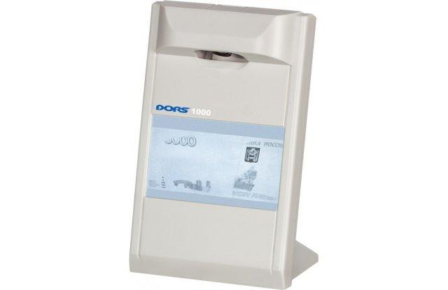 Детектор валют DORS 1000 М3 серый