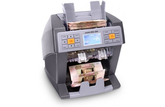 Сортировщик банкнот Cassida MSD-1000FD
