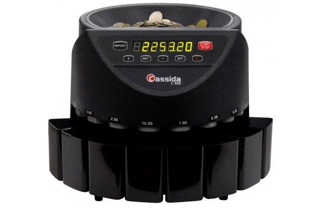 Сортировщик монет Cassida C100
