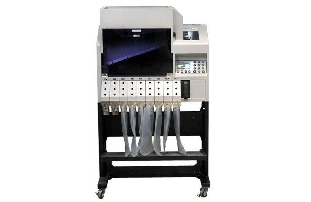 Сортировщик монет Cassida CS1000M автоматическая подача/стол/туба под мешки