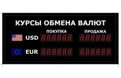 Табло курсов валют DoCash R1 602-06 CR