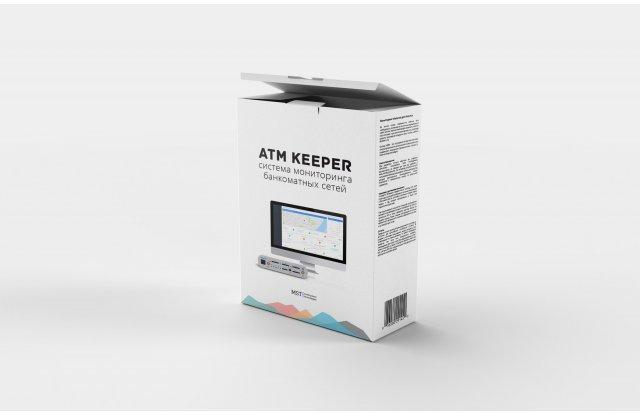 ATM Keeper cистема мониторинга банкоматных сетей