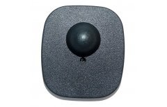 Бирка противокражная Mini Tag, 50x40мм, черная, 200шт