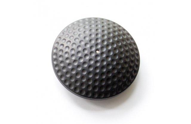 Бирка противокражная Golf Tag, 60мм, перфорированная, черная, 200шт