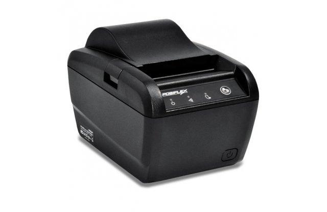 Чековый принтер Posiflex Aura-6900L-B USB/LAN, черный