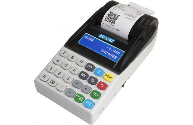 Кассовый аппарат Меркурий-185Ф ФН/GSM