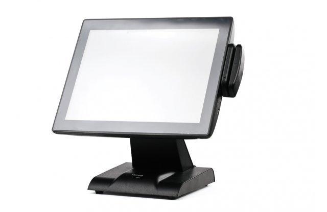Сенсорный терминал АТОЛ ViVA Lite Ридер магнитных карт/Дисплей покупателя/HDD/Без ОС