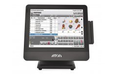 Сенсорный терминал АТОЛ ViVA Smart Ридер магнитных карт/Windows POSReady 7