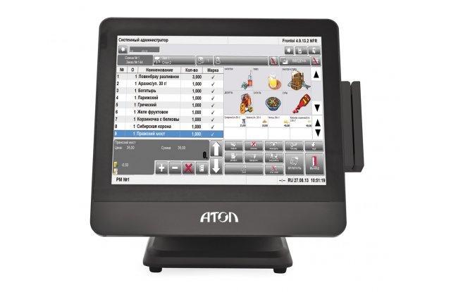 Сенсорный терминал АТОЛ ViVA Smart Ридер магнитных карт/Без ОС