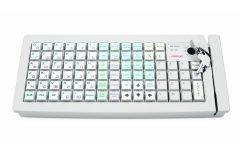 POS-клавиатура Posiflex KB-6600U USB/белая