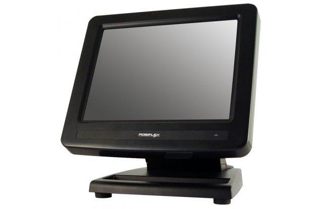 POS-монитор Posiflex LM-2008E-B черный