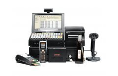 POS-система АТОЛ Минимаркет 54 PRO HDD/Без фискального регистратора