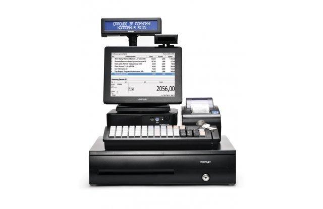POS-система ForPOSt Супермаркет ЕГАИС 10