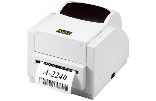 Принтер этикеток Argox A-2240 нож в комплекте