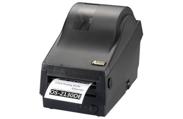 Принтер этикеток Argox OS-2130DE нож в комплекте