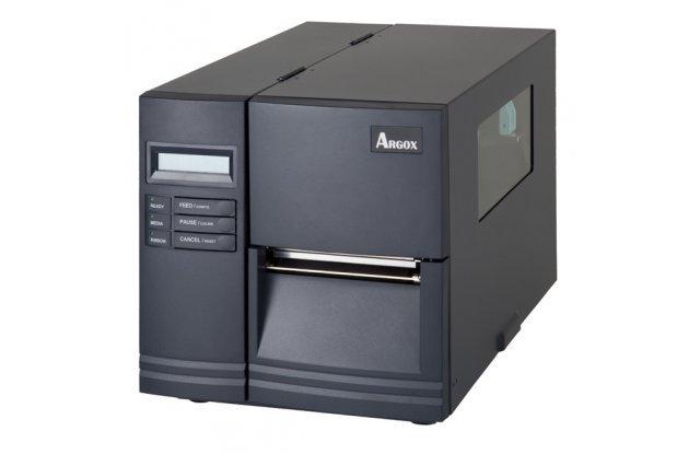 Принтер этикеток Argox X-2000V отделитель и смотчик в комплекте