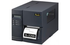 Принтер этикеток Argox X-3200E отделитель и смотчик в комплекте