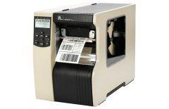 Принтер этикеток Zebra 110Xi4, 203dpi, отделитель и смотчик этикеток