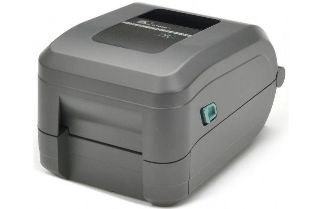 Принтер этикеток Zebra GT800 отделитель этикеток в комплекте
