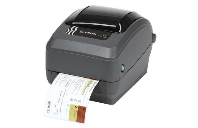 Принтер этикеток Zebra GX430t Ethernet