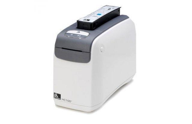 Принтер печати браслетов Zebra HC100 Ethernet