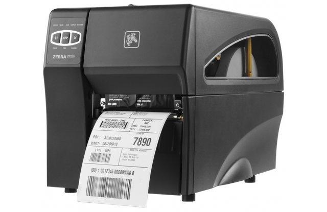 Принтер этикеток Zebra ZT-220, 203dpi