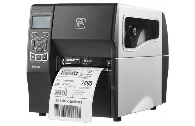 Принтер этикеток Zebra ZT-230, 203dpi, отделитель этикеток
