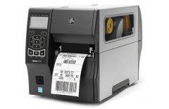 Принтер этикеток Zebra ZT-410, 300dpi, отделитель и внутренний смотчик этикеток