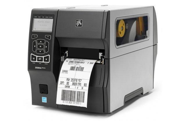 Принтер этикеток Zebra ZT-410, 300dpi, нож в комплекте