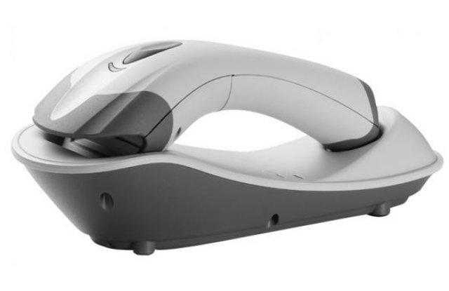 Сканер штрих-кода Argox AS-8000 серый RS232 с блоком питания