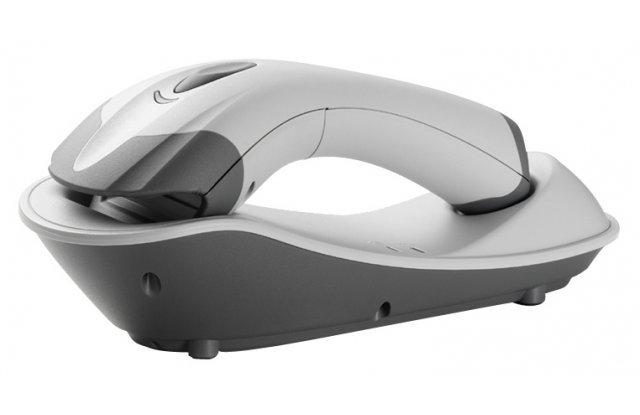 Сканер штрих-кода Argox AS-8020CL серый RS232