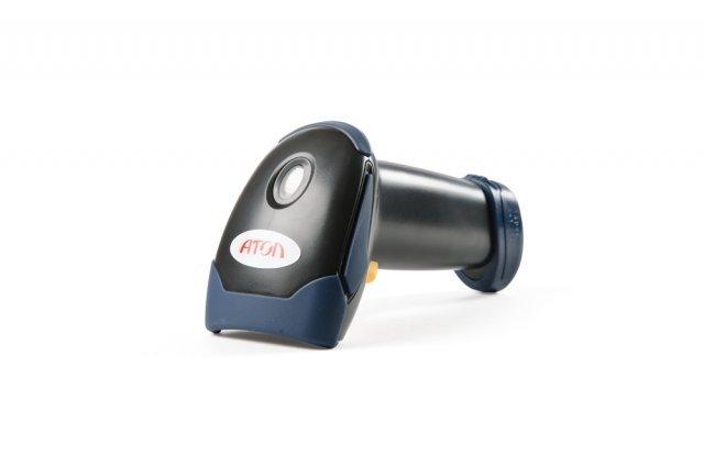 Сканер штрих-кода Атол SB 1101 USB, чёрный, без подставки