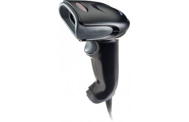 Сканер штрих-кода Honeywell (Metrologic) 1450g Voyager с подставкой, чёрный