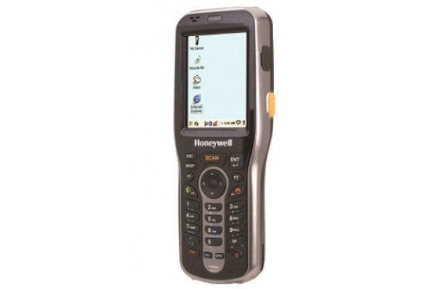 Терминал сбора данных Honeywell Dolphin 6100 EP 1D/WiFi/BT/STD Battery