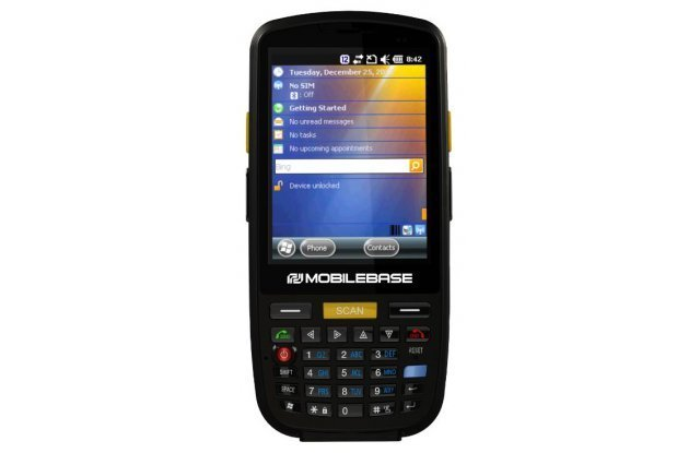 Терминал сбора данных MobileBase DS3 3.5in/1D/Wi-Fi/MS-1C-WIFI-DRIVER-PRO