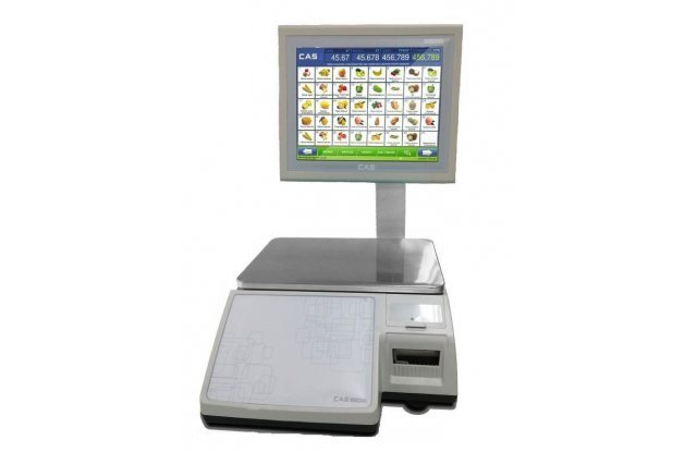Весы с печатью этикеток CAS CL-7000-15S