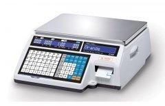 Весы с печатью этикеток CAS CL-5000J-15IB