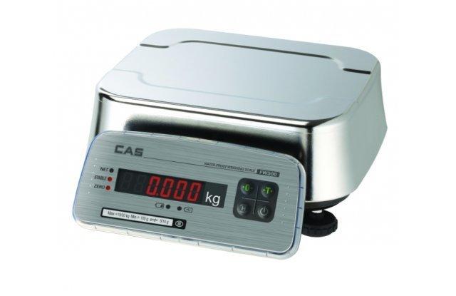 Фасовочные весы CAS FW500-30E