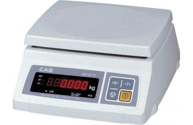 Фасовочные весы CAS SWII-10 DD