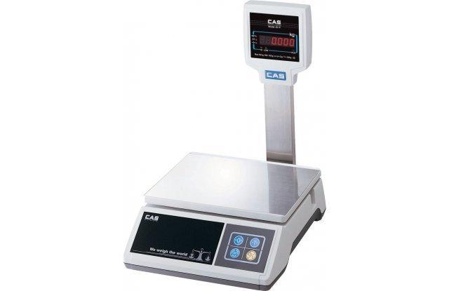 Фасовочные весы CAS SWII-30P