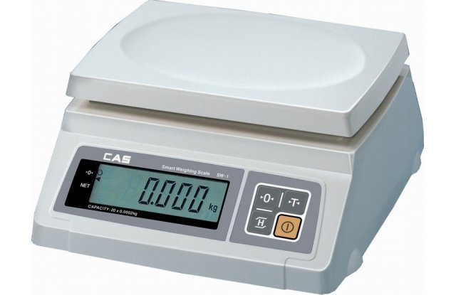 Фасовочные весы CAS SW-10 DD