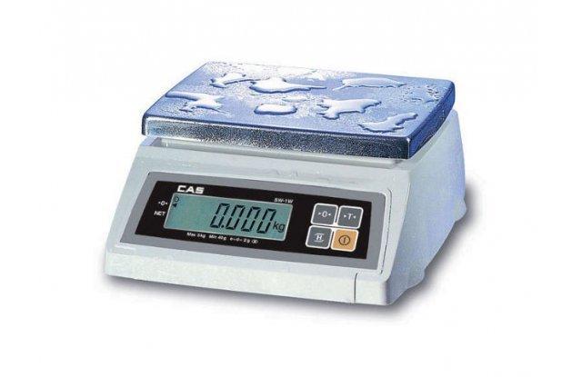 Фасовочные весы CAS SW-5W DD