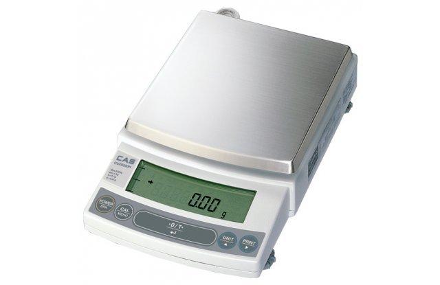 Лабораторные весы CAS CUX 2200H