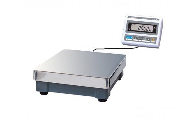Напольные весы CAS DB-II 150W LCD
