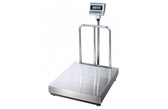 Напольные весы CAS DB-II 600 LCD, 800x900мм