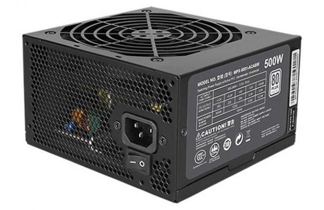 Блок питания Cooler Master MasterWatt Lite, 500W