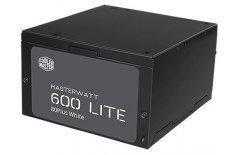 Блок питания Cooler Master MasterWatt Lite, 600W MPX-6001-ACABW-EU