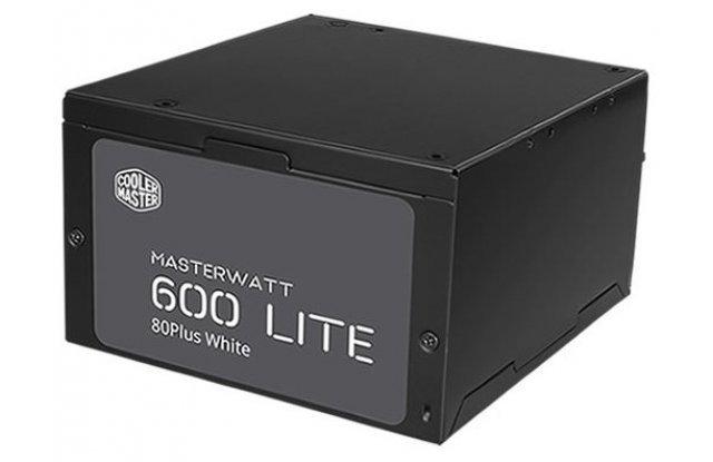 Блок питания Cooler Master MasterWatt Lite, 600W