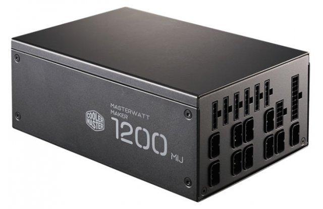 Блок питания Cooler Master MasterWatt Maker MIJ 1200W