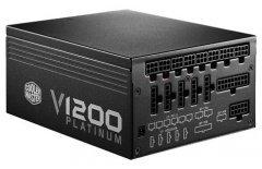 Блок питания Cooler Master V1200, 1200W RSC00-AFBAG1-EU